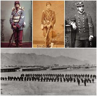 Relatos de Guerra: Soldados de Chile en la Guerra del Pacìfico: LA REGIÒN DE VALPARAÌSO EN LA GDP