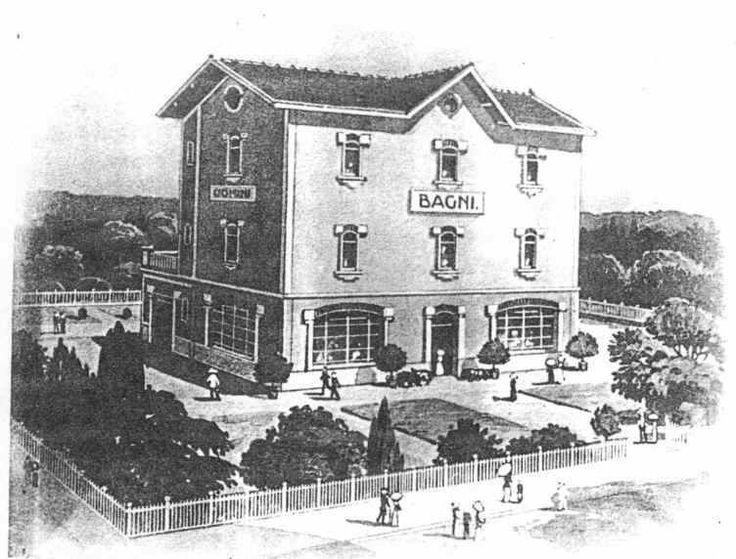 TORINO Villaggio Leumann, Collegno. Qui nel 1902