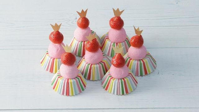 Een creatieve traktatie maken is zo moeilijk nog niet. Neem deze cupcakes: in een paar stappen tover je ze om tot prachtige ballerina's die nog...