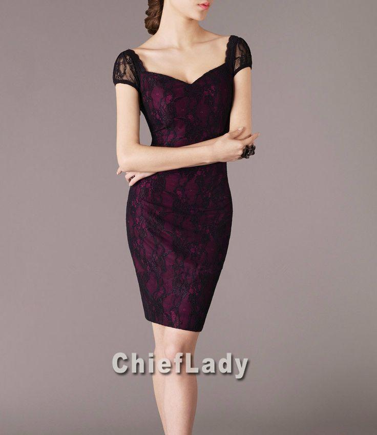 Elegant lace Dress Western Style