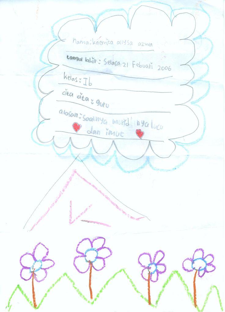 #FutureFactory: Hand Writing by Kaemita Allisa Azwa