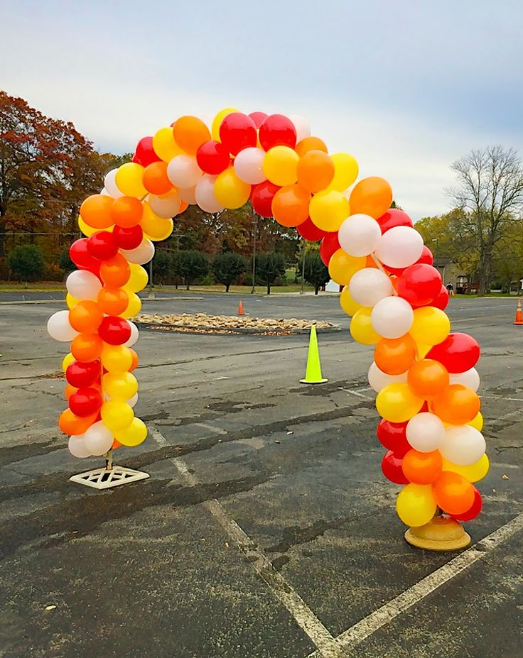 Easy DIY Balloon Arch (For Around $10!) | Less Than Perfect Life of Bliss | home, diy, travel, parties, family, faith