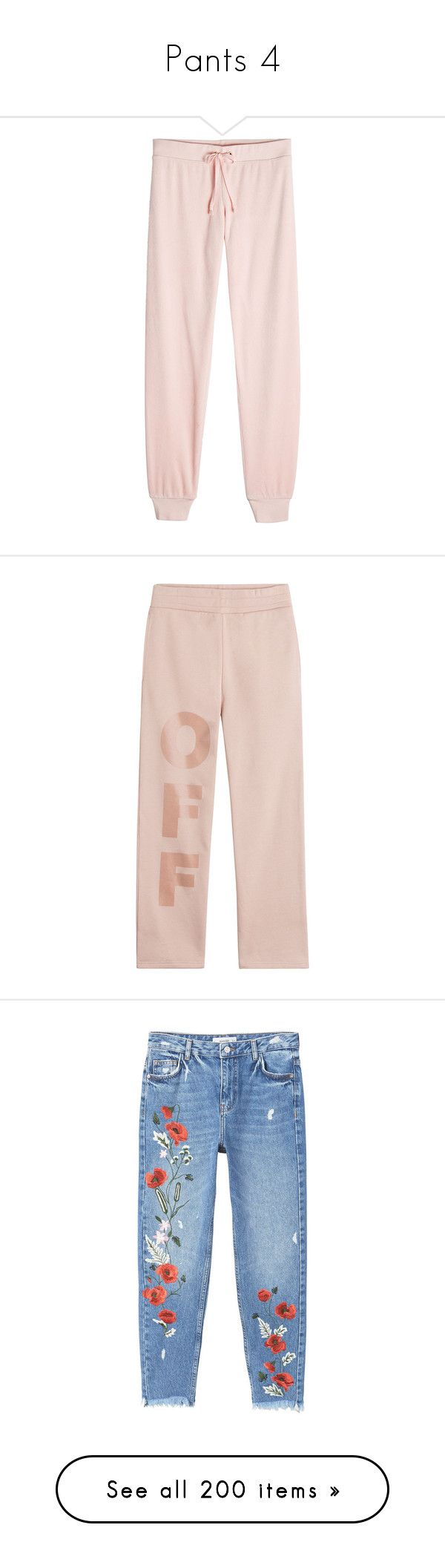 """""""Pants 4"""" by lashanna-bing ❤ liked on Polyvore featuring activewear, activewear pants, pants, pantalon, magenta, juicy couture sportswear, juicy couture, pink activewear, track pants and pink sportswear"""