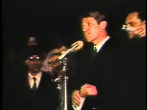 Robert F. Kennedy's Martin Luther King Jr. Assassination Speech; absolutely lovely. Often