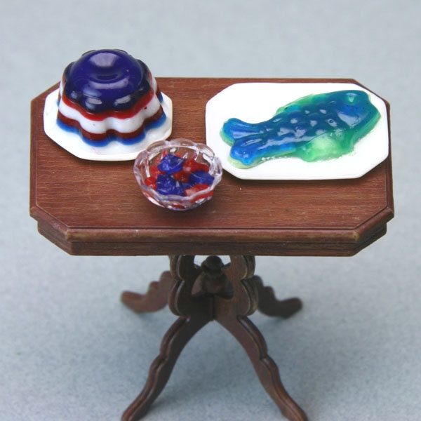 Make Realistic Miniature Jelly Desserts And Gelatins From