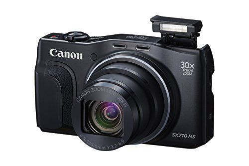Canon's PowerShot SX720 HS is yet another compact point-and-shoot with a remarkable amount of optical zoom, but how much is too much?