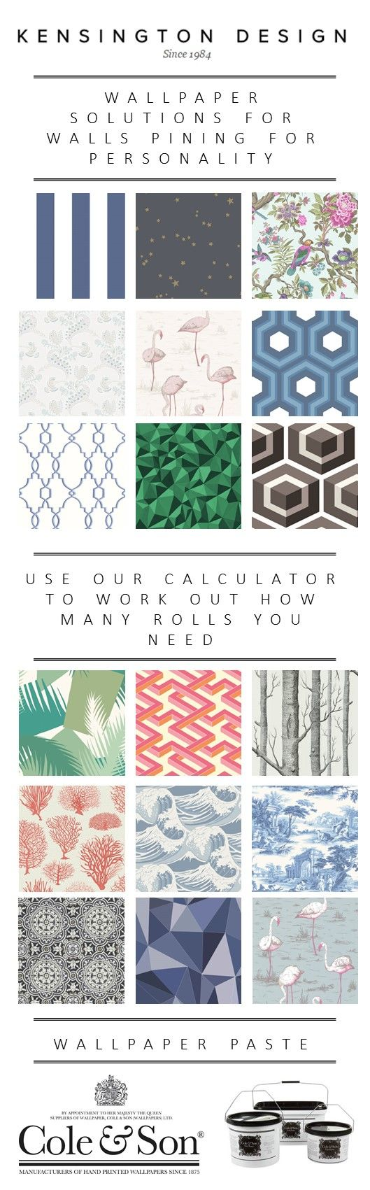 Design: Explore our Interactive Wallpaper Solutions For Walls Pining For Personality - Kensington Design