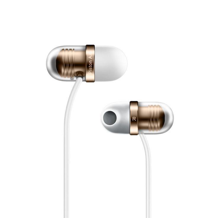 Écouteurs à piston XIAOMI Capsule 45° avec micro - Or