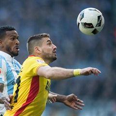 Bundesliga 2nd Division - SV1860 Munich vs Karlsruher SC