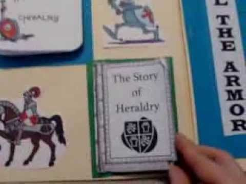 Knights and Castles Lapbook