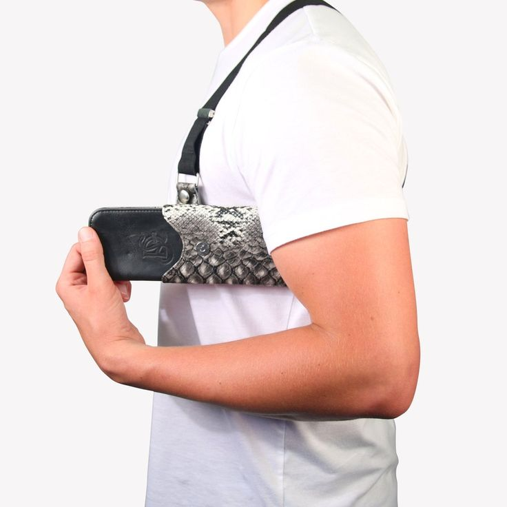 The Original LD West® Holster (T-FIT) - Naiyah Gray - LD West