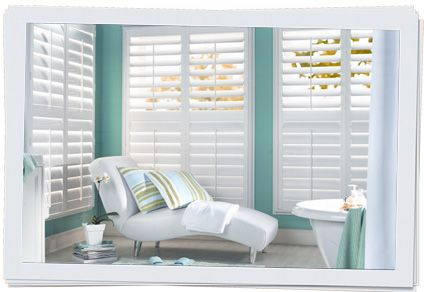 Lifestyle American Style Shutters