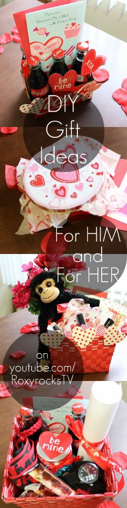 Valentine's Day Gift Ideas for HIM&HER on www.youtube.com ...