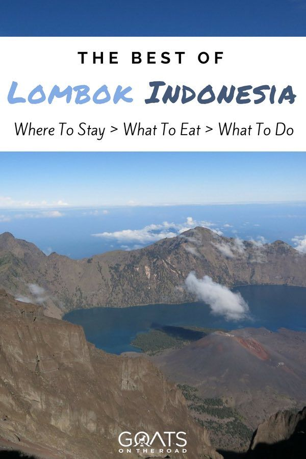 15 Awesome Things To Do In Lombok Asia Travel Travel Lombok