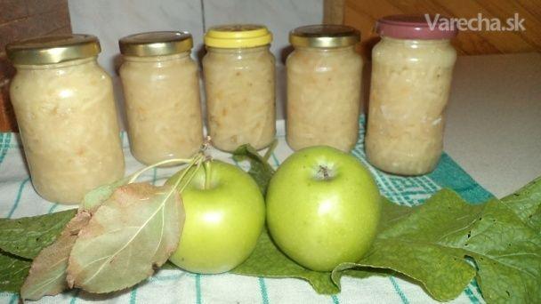 Chrenovo-jablčková pochúťka k mäsu /fotorecept/