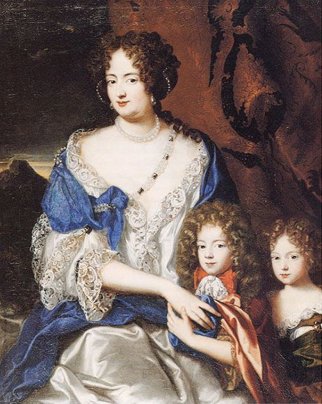 Sophie Dorothea of Celle: 1666-1726 age 60.  Sophie Dorothea of Celle, Princess of Hannover, with her 2 children Georg and Sophie Dorothea By Jacques Vaillant.  Spouse:  George Louis, King George I, m. 1682-div. 1694  Children: George II and  Sophia, Queen in Prussia  Father: George William, Duke of Brunswick-Lüneburg    Mother: Eleonore Desmier d'Olbreuse.  Sophia Dorothea was forced to marry George Louis (King George I) on the day she was supposed to marry another and it was an unhappy…
