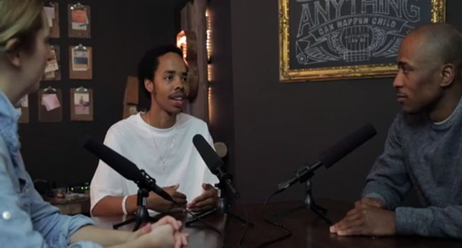 [Video] Earl Sweatshirt Talks New Album with Microphone Check #earlsweatshirt- http://getmybuzzup.com/wp-content/uploads/2015/03/Earl-Sweatshirt-With-Microphone-Check.png- http://getmybuzzup.com/video-earl-sweatshirt-talks-new-album-with-microphone-check-earlsweatshirt/- Earl Sweatshirt With Microphone Check: 'I'm Grown' The 21-year-old spoke with Microphone Check in Austin, Texas, during SXSW a couple days before the release of his second major label album.