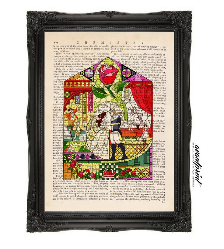 Beauty And The Beast Sheet Music With Lyrics: 46 Best Images About Beauty & The Beast Birthday! On