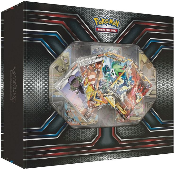 Live large with these premium cards!  This pokemon the card game  premium trainer's XY collection Over 11 more full-art foil promo cards including Aegislash-EX, Jirachi, N, and more! Comes with a large box, dice and sleeves, perfect for a pro trainer! Grab yours before its gone! #pokemon #pokemonTCG #rare #pikachu #gaming #cards #card