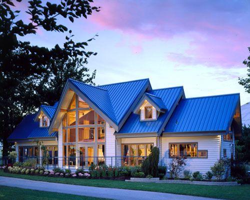 8 best prow houses images on pinterest log homes house for Lindal log cabin homes