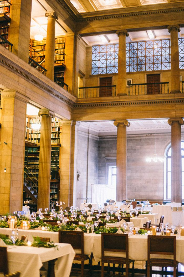 affordable wedding reception venues minnesota%0A Nothing gives a wedding visual gravitas like a historic venue and Caitlyn  and David u    s wedding at the James J  Hill Center in Saint Paul  MN is proof  of jus