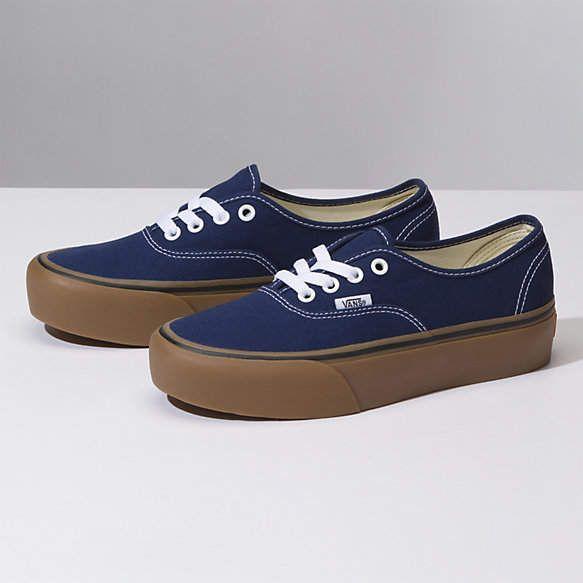 Authentic Gum Platform 2.0   Vans shoes
