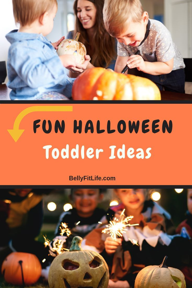 ideas for celebrating halloween with your toddler | fun holiday