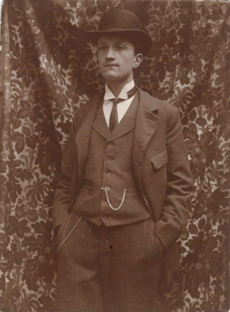 Henry BATAILLE, poète et dramaturge le 15 septembre 1905.