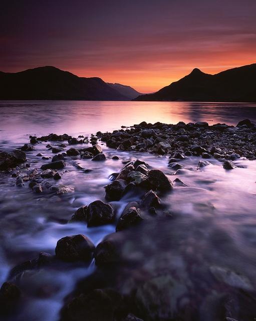 Glencoe, Highlands, Scotland.