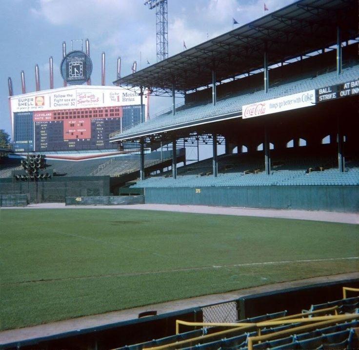 Comiskey Park 1968
