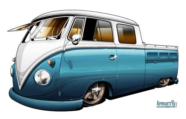 lemorris double cab illustration. This guy is great!  empidc_1ws.jpg (600×386)