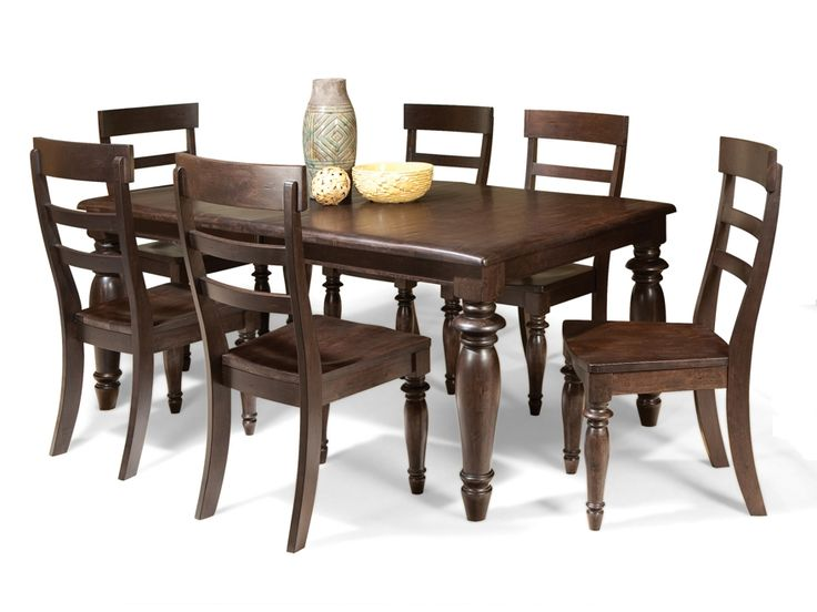 Exceptionnel Intercon Bridgeport Solid Birch Dinette Set   Overstock™ Shopping   Big  Discounts On New Brand Dining Sets