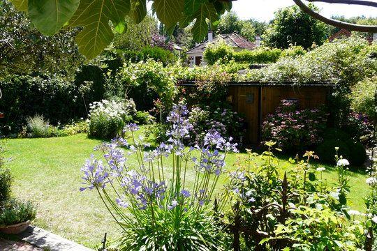 Les+secrets+pour+un+jardin+anglais