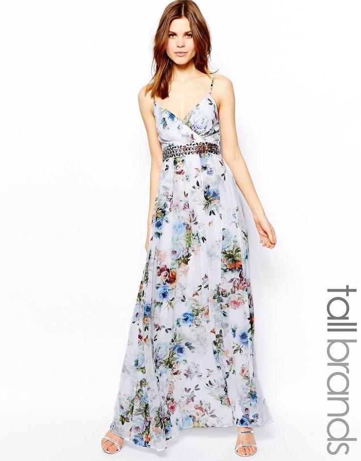 Women's Tall Maxi Dresses - Tall Clothing Mall