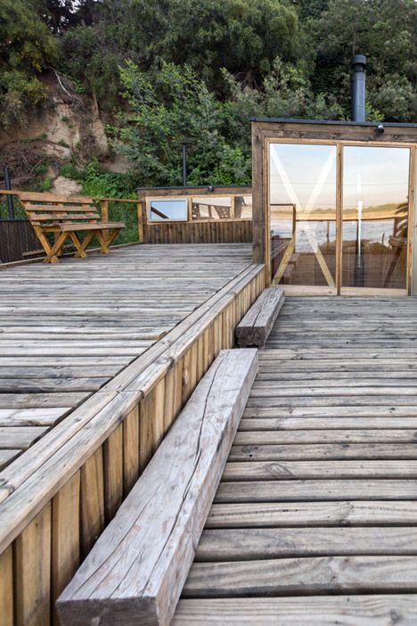 Hostal Ritoque, Valparaíso, Chile - Gabriel Rudolphy y Alejandro Soffia
