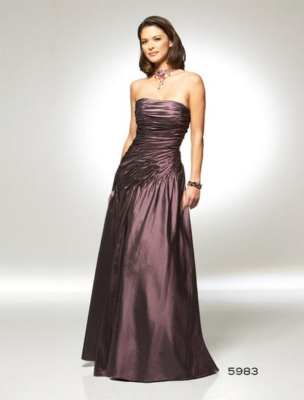 Abendkleid 5983 von Luxuar - Braut Boutique