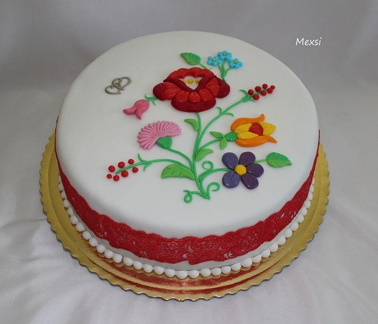 Svadobná netradičná ... pre novomanželov folkloristov , Inšpirácie na originálne torty svadobné