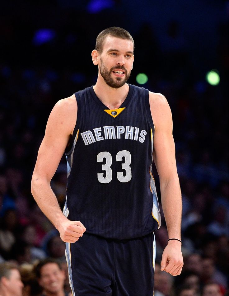 Marc Gasol Lost A Ton Of Weight With A Vegetarian Diet Before Becoming The Biggest Free Agent In The NBA