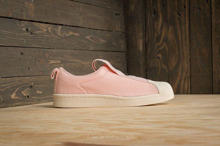 NEU adidas Originals Superstar BW35 Slipon W Damen Schuhe Pink BY9138 SALE