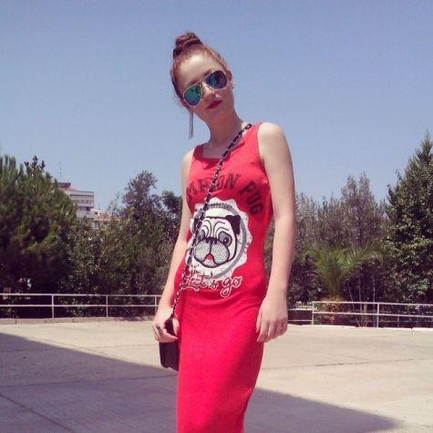 Büşra Gülaydın Stil Fotoğrafı - Modaclub Üyelleri Stil Fotoğraflarını Paylaşıyor!