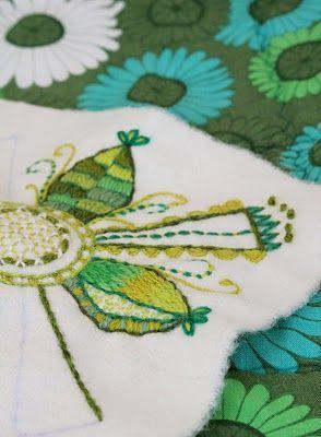 On the IA Gartner.: Textiles