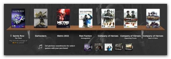Get Company of Heroes, Darksiders, Metro 2033, Red Faction: Armageddon – Humble THQ Bundle
