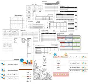 Homeschool Planner Forms