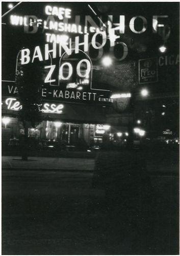 Perfect Bahnhof Zoo
