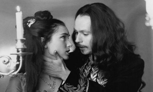 I shall rise from my own death, to avenge hers with all the powers of darkness. -- Dracula (Gary Oldman); Top 20 Byronic Heroes in Film
