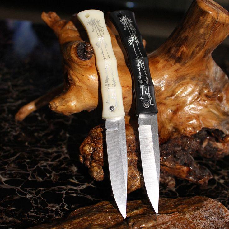 $1.92 (Buy here: https://alitems.com/g/1e8d114494ebda23ff8b16525dc3e8/?i=5&ulp=https%3A%2F%2Fwww.aliexpress.com%2Fitem%2FZakmes-2-Colors-New-Small-Survival-Karambit-Knife-Cold-Steel-Camping-Folding-Knives-Navajas-Facas-Taticas%2F32745913857.html ) Folding Knife Bamboo Model Pocket Knife Camping Survival Tactical Cheap Knife Utility Outdoor Hand Tools Navajas Facas Taticas for just $1.92
