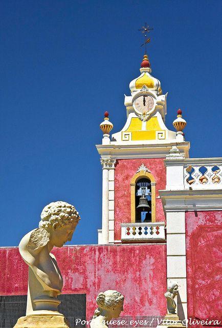 Palácio de Estói - Portugal | Flickr – Compartilhamento de fotos!
