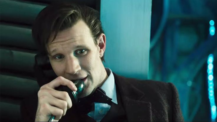 """A Phonecall From The Eleventh Doctor - Doctor Who Series 8 - BBC  I don't understand why this get so much hate. The Doctor called Clara, encouraged her, and he still remember.""""I wasn't. I didn't need to. That was me talking!"""". This is a little reminder for not only Clara, but all of us, that the Doctor is still the Doctor, no matter how he changed."""