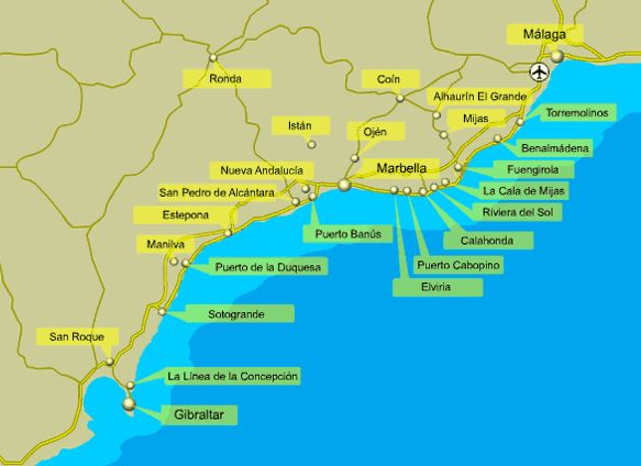 235 best images about costa del sol spain on pinterest - Costa sol almeria ...