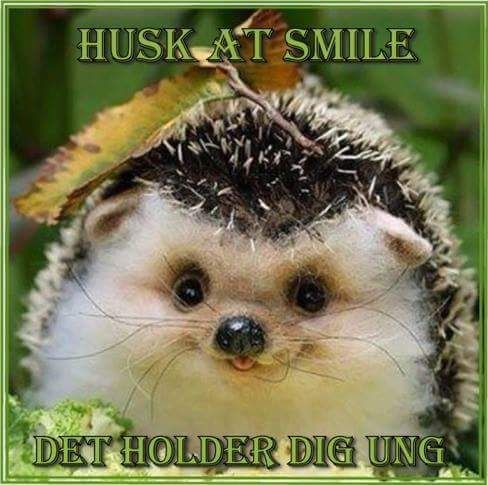 Smil...
